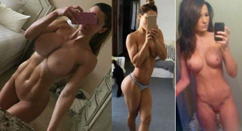 FULL VIDEO: Brittany Perille Nude Photos Leaked!